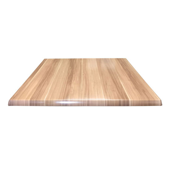 """OfficeSource Robust Collection 30"""" Square Indoor or Outdoor Table Top"""