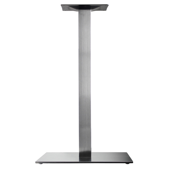OfficeSource Conference/Multi-Purpose Tables Cafe Height Square Base