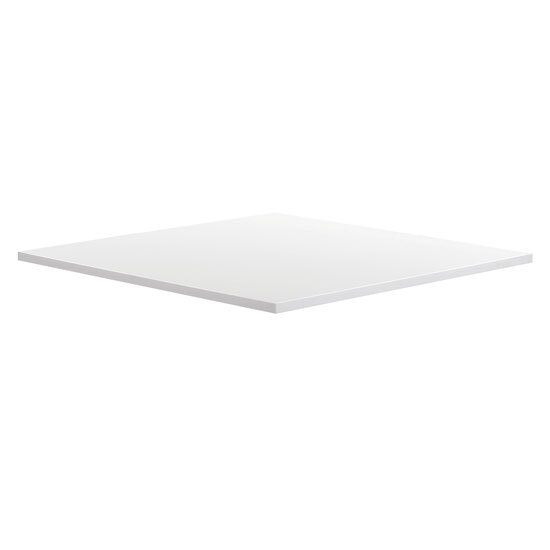 """OfficeSource OS Reception Tables 36"""" Square Top – Requires Base"""