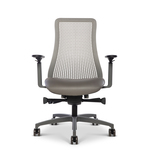 library-images-genflex-9a2-grey-framework-51AG-67CSS-FT-grey-tpu-silvertex-sterling-seat-front-view