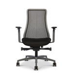 library-images-genflex-9b2-grey-framework-51AG-67CSS-FT-black-tpu-silvertex-carbon-seat-front-view