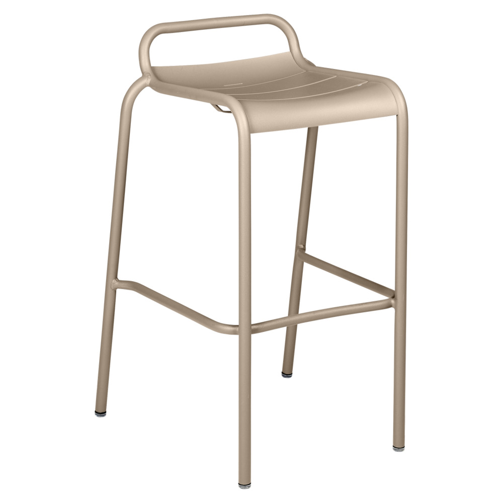 Luxembourg Bar Stool Low Back