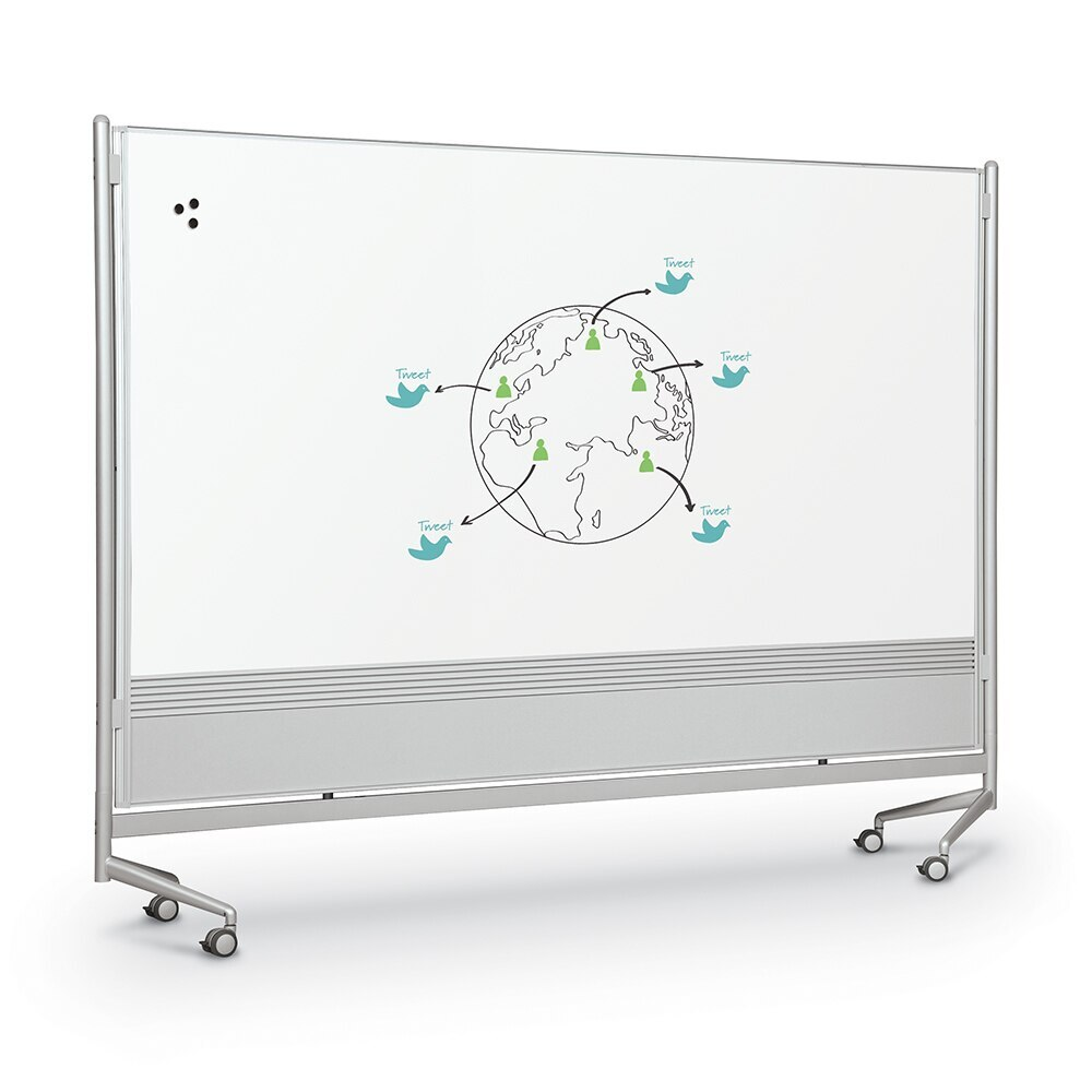 DOC MOBILE ROOM PARTITION & DISPLAY PANEL