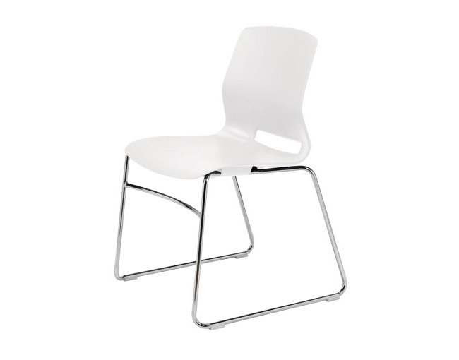 Imme Sled Base Chair Carousel Image