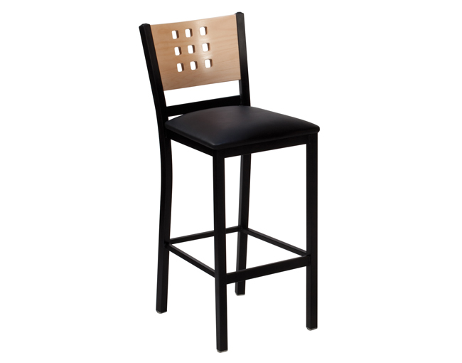 3900 Series Upholstered Seat Stool