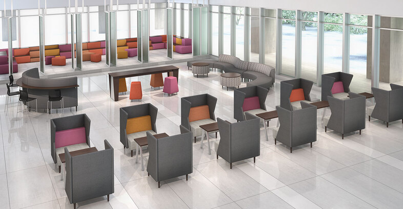 Timbre Breakroom Seating Carousel Image