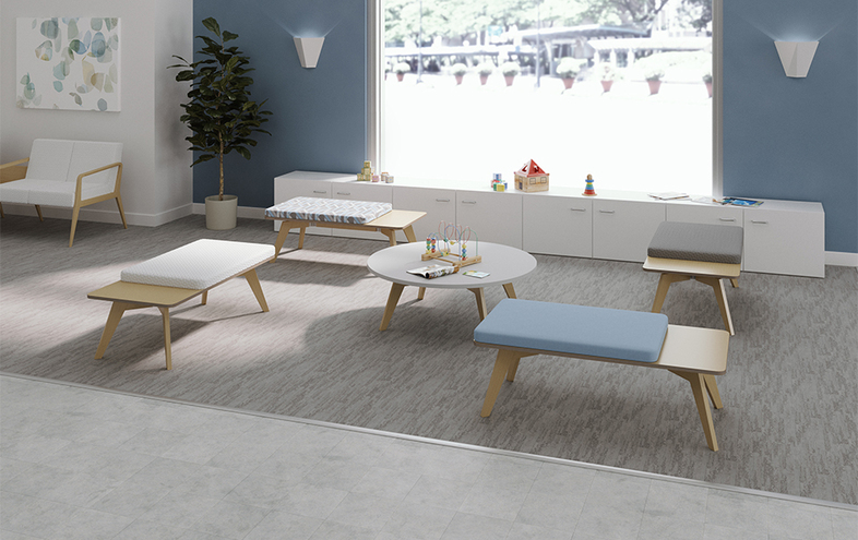 Delos 2 Seater Bench Carousel Image