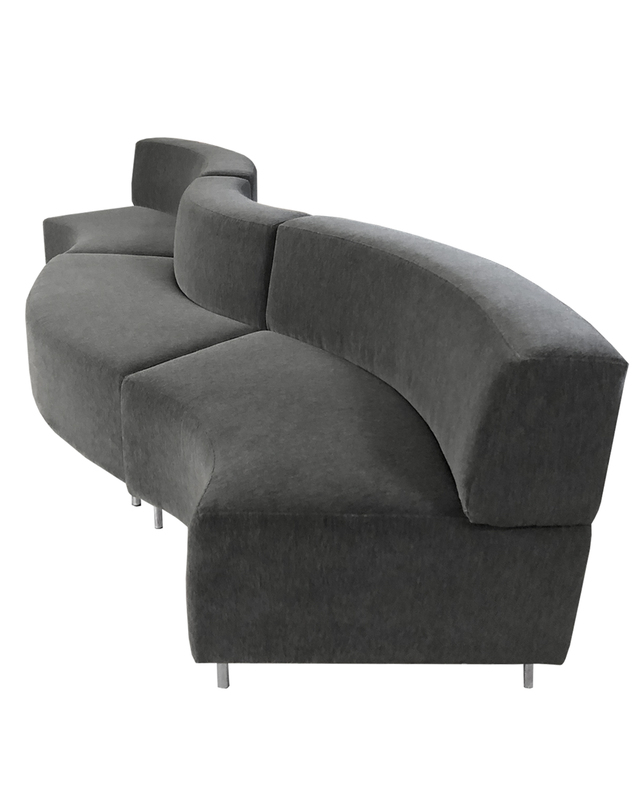 Custom Serpentine Couch Carousel Image