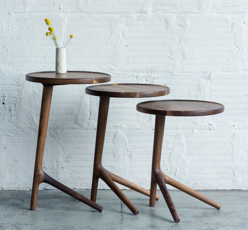 Tripod Occasional Tables