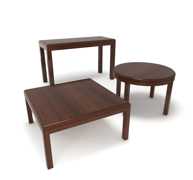 Camano Occasional Tables