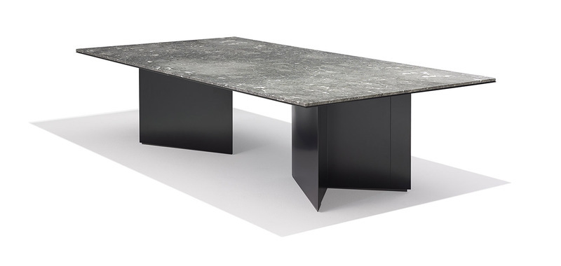 LSM Conference Table with V-Base