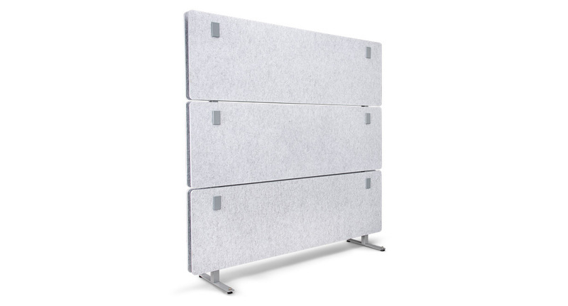 UPLIFT OneWall Mobile Acoustic Office Partition