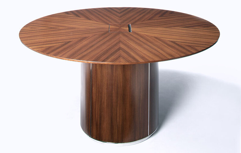 Dialogue Round Conference Table