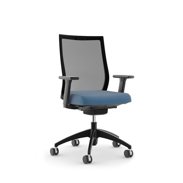 Helio Adjustable Arms Chair