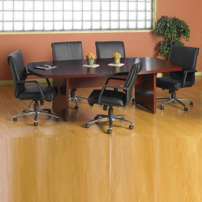 Mayline Luminary Conference Tables (Maple and Cherry Veneer) - 6 feet long to 12 feet long