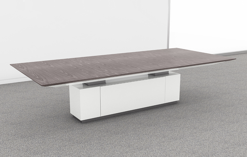 Motile Table Without Storage