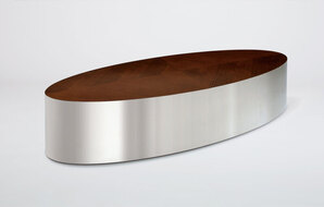 ROTTET COFFEE TABLE OVAL CLOSED1