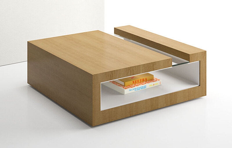 Rottet Coffee Table Slot