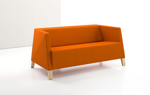 caid-love-seat-wood-legs-front