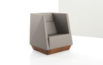 caid-mid-back-lounge-chair-plinth-base-front