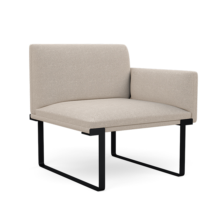Cameo Single Seat with Left Arm