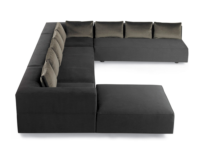 Calvin Sectional Tight Seat