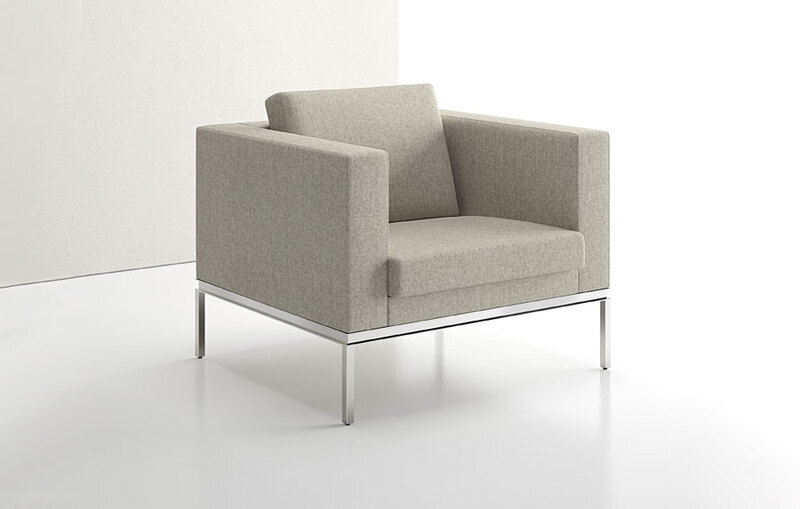 Span Two Lounge Chair
