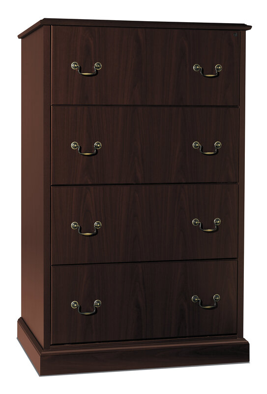 94000 Series 4-Drawer Lateral File