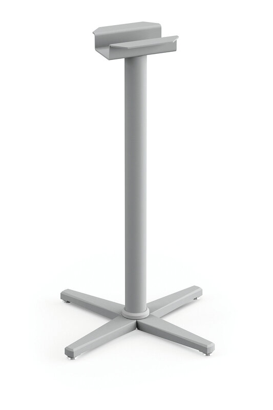 """Arrange Seated Height X-base for 42-48"""" Surfaces"""
