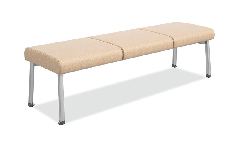 Soothe 3-Seat Guest Bench