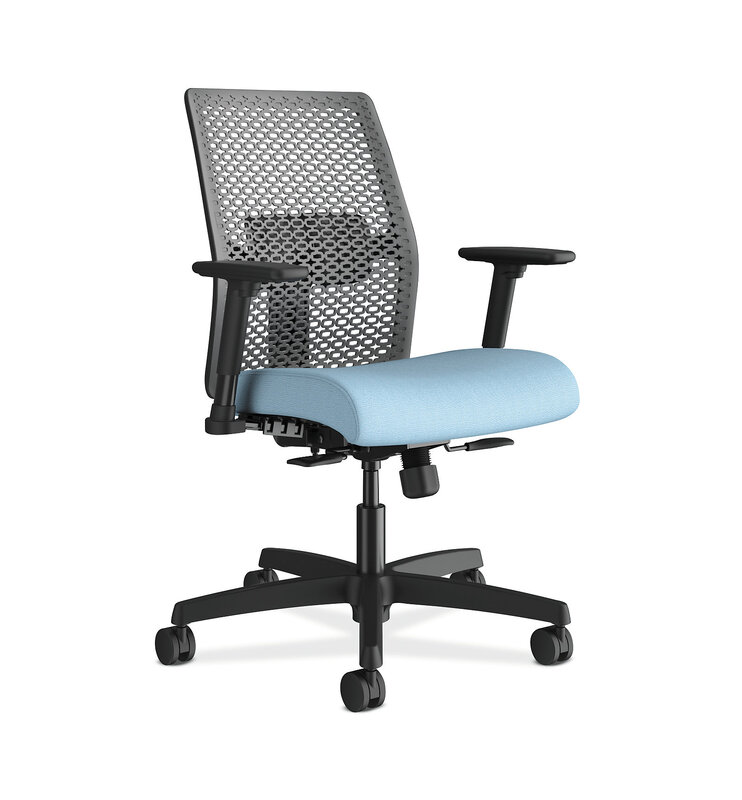 Ignition Ignition ReActiv Low-Back Task Chair