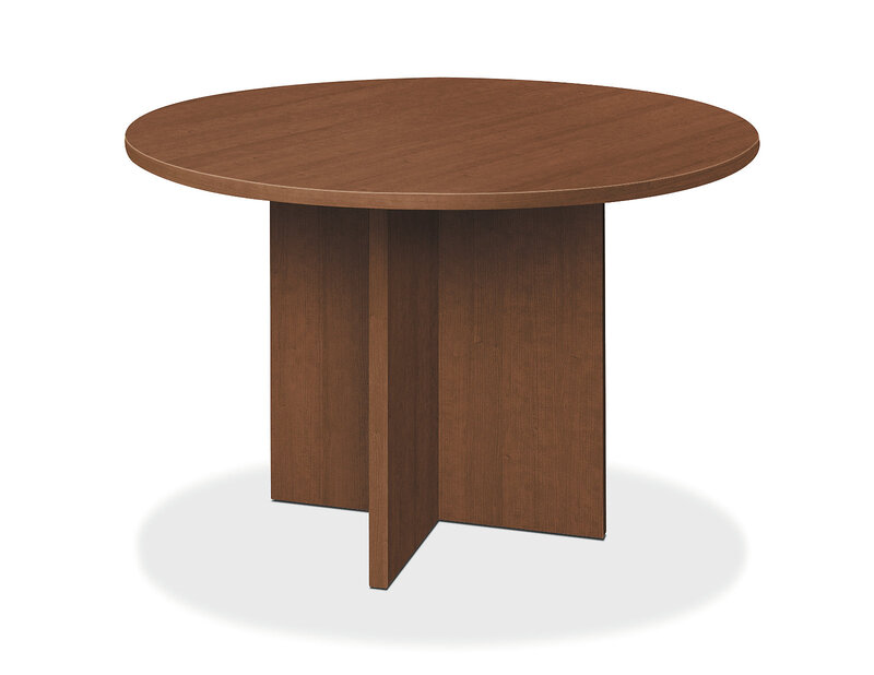 """Foundation Conference Table   Round   48"""" Diameter"""