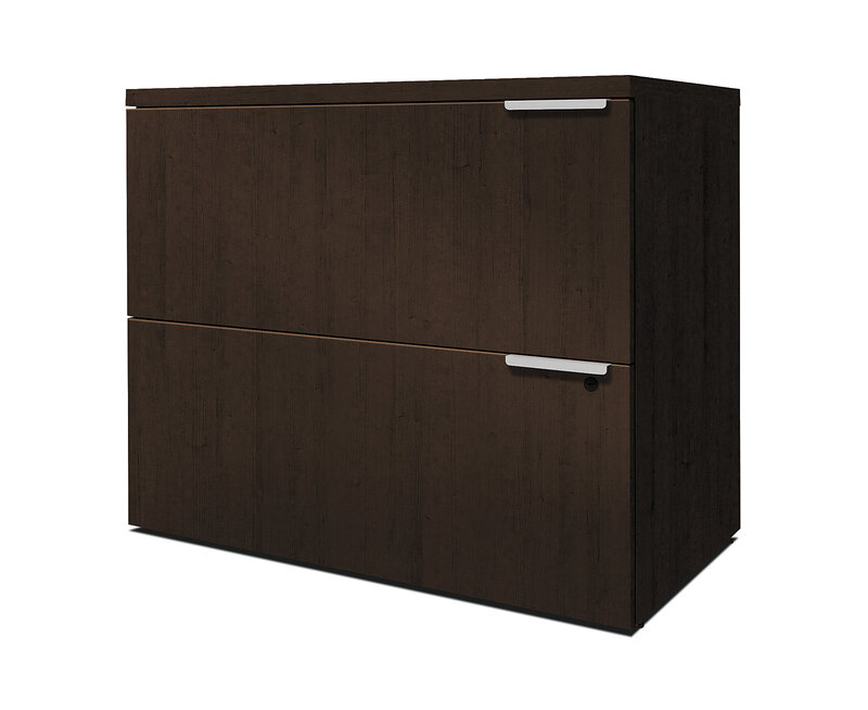 Voi Lateral File | 2-Drawer