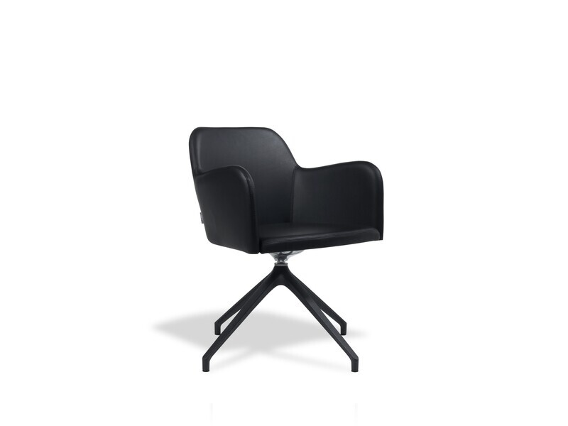 Miranda Collective Chair with Swivel Base