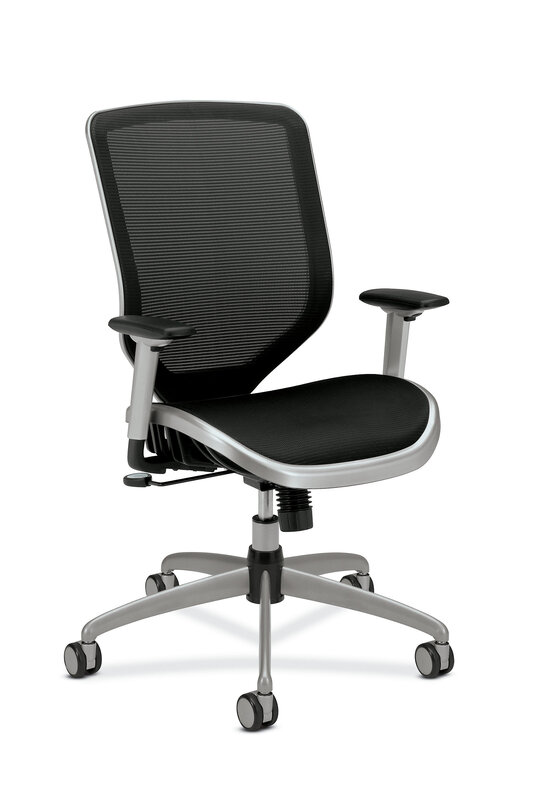 Boda Mesh Back and Seat Task Chair