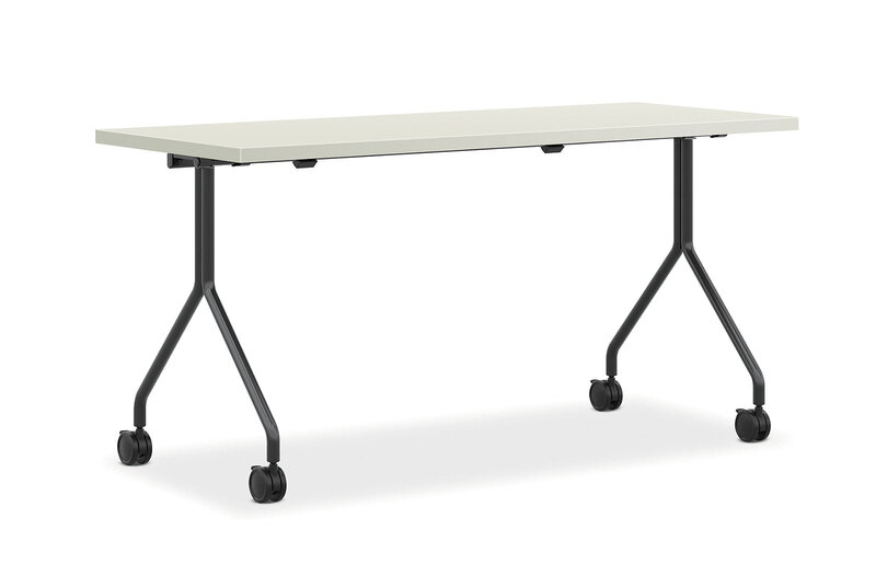 """Between Tables HON Between Nesting Table   Rectangle Worksurface   30""""D x 60""""W"""