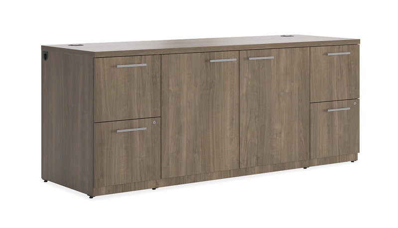 Concinnity Credenza with Storage