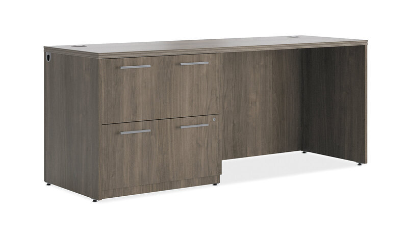 Concinnity Left Lateral File Credenza