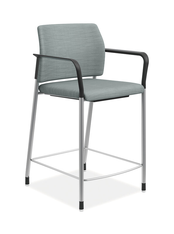 Accommodate Counter Height Stool