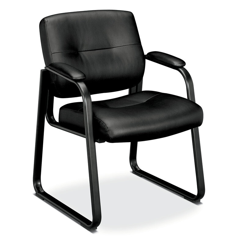Client Sled Base Guest Chair