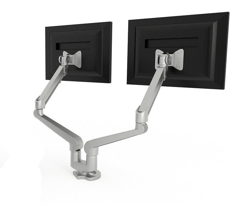 Workplace Tools Dual Monitor Arm