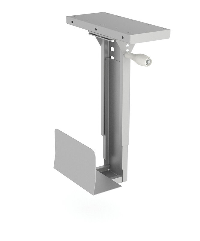 Workplace Tools CPU holder | 360-Degree Swivel