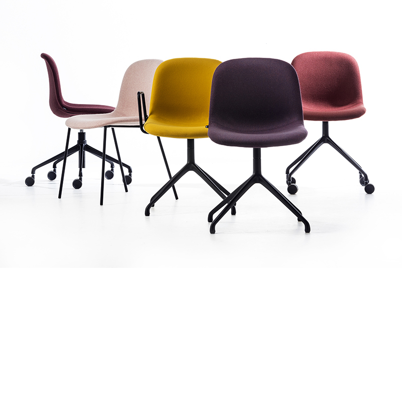 Mani 4 Leg Stackable Side Chair
