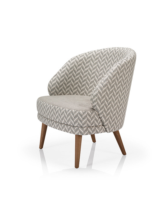 Archie 253 Lounge Chair