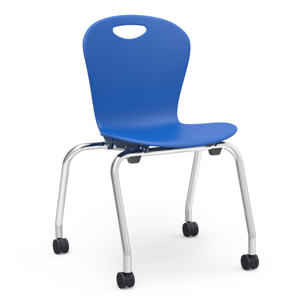 ZUMA Series Stacking Caster Chair