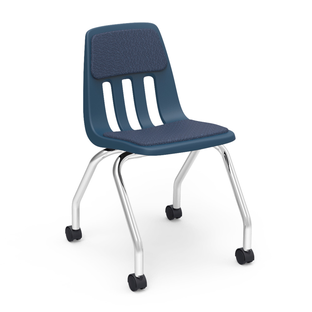 9000 Mobile Chair with Padded Seat