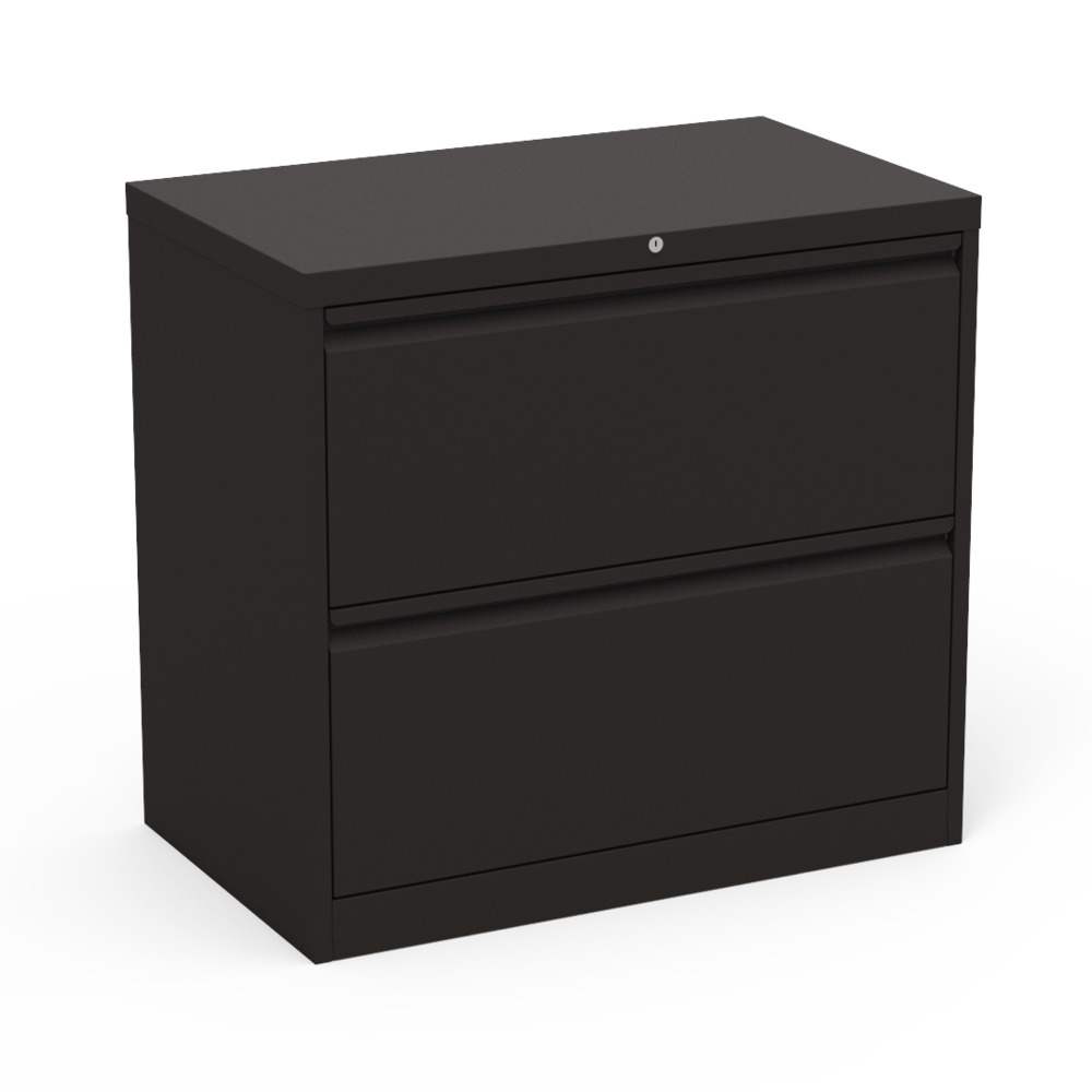 """53 Series Lateral File 30"""" x 18"""" x 28"""" Two Drawer"""