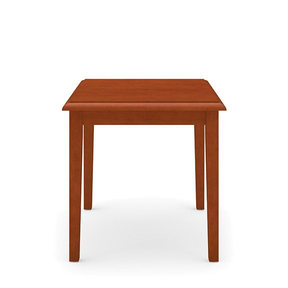 Amherst Wood End Table