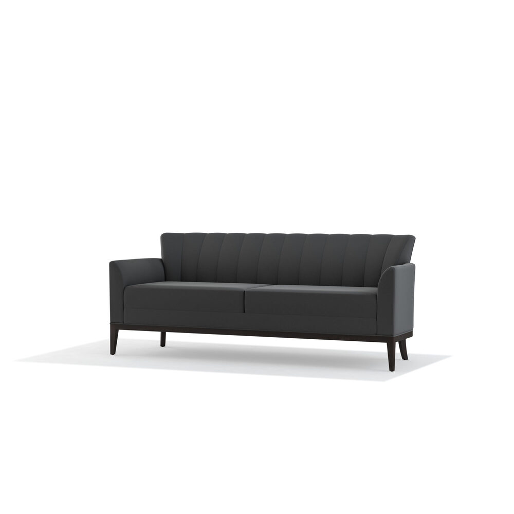 Lily Sofa Channeled