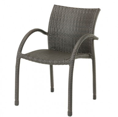 D2412 - STACKING ARM CHAIR